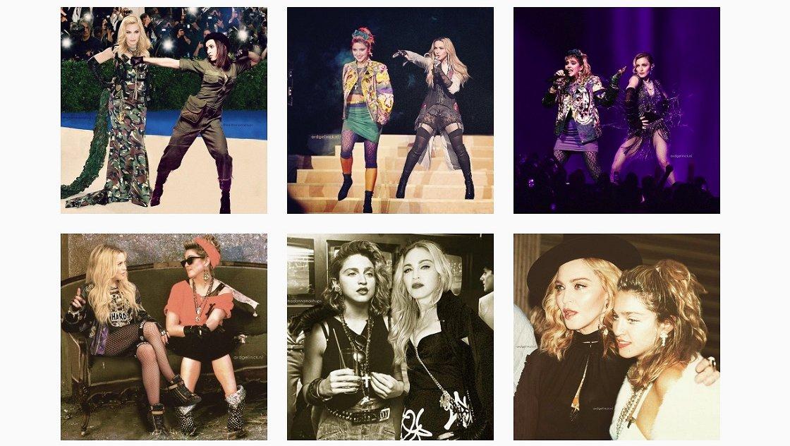 Heel bijzonder dit: Madonna Mashups