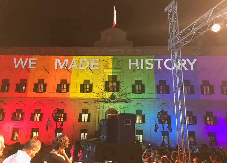 Malta stelt huwelijk open voor M/M en V/V-koppels