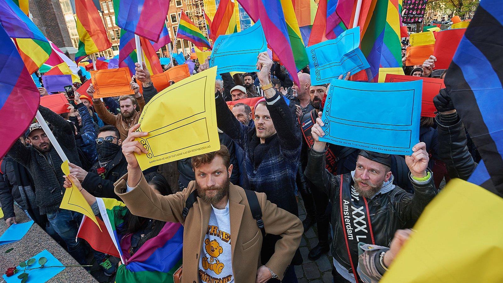 Internationale coalitie wil actie tegen Tsjetsjenië