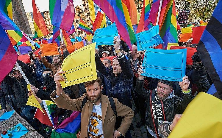 'Tsjetsjeense homo's lopen dagelijks gevaar'