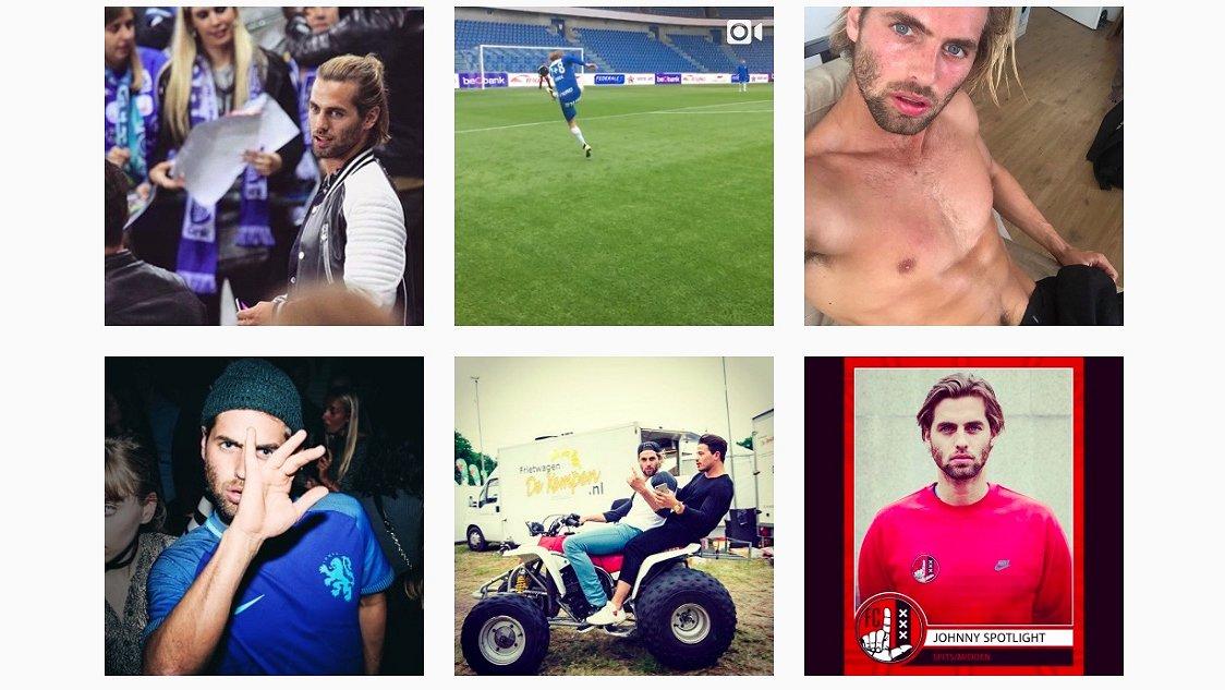 Leuk op Instagram: Manuel Broekman