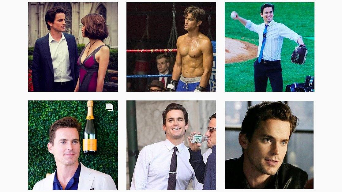 """Matt Bomer: """"Omdat ik gay ben kan ik beter acteren"""""""