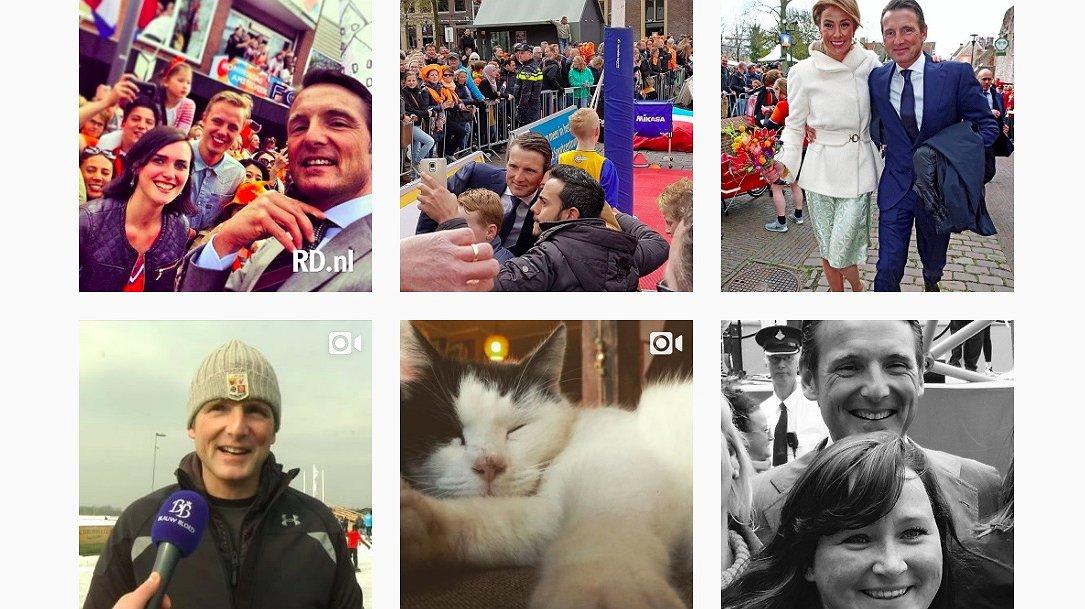 Leuk op Instagram: Prins Maurits
