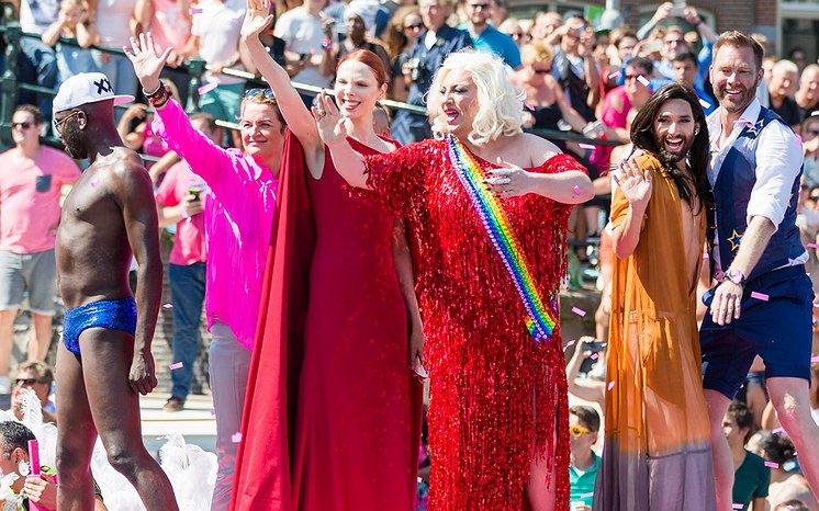 This is my Pride   De inschrijving voor de Canal Parade is geopend!