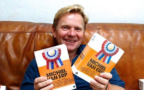 Steun Michiel van Erp met zijn crowdfunding campagne