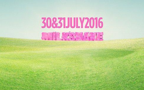 PRIMEUR: De line-up van lustrumeditie Milkshake Festival
