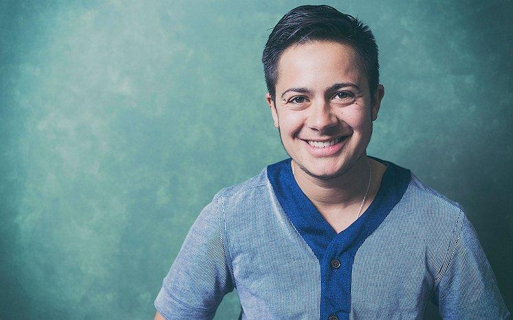 Mounir | Als transpersoon ben je bij Zara niet welkom