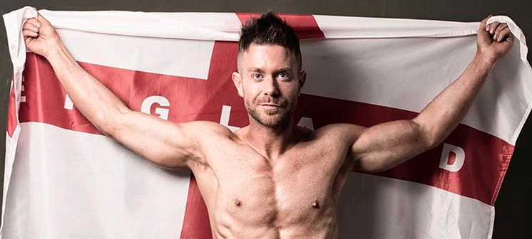 Matt Rood is Mr. Gay Europe 2017