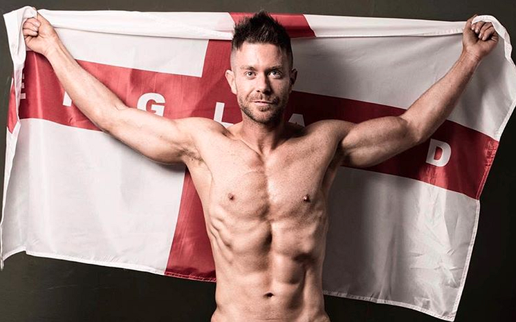 Matt Rood is Mr. Gay Europe 2017