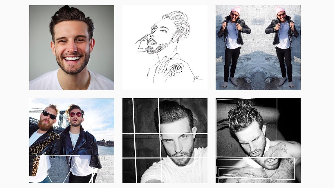 Heet op Instagram: Mr. Perfect Nico Tortorella