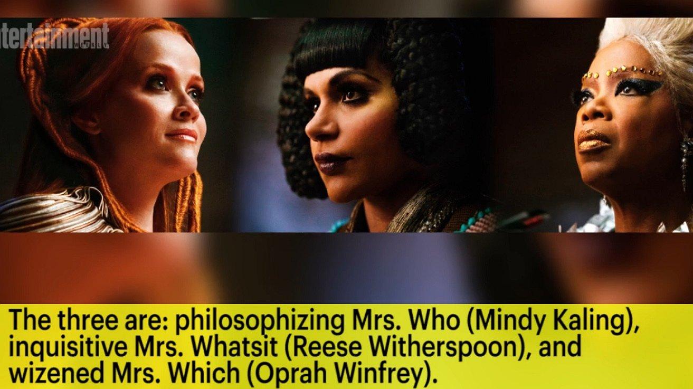 Eerste beelden: Oprah Winfrey als Disney-diva