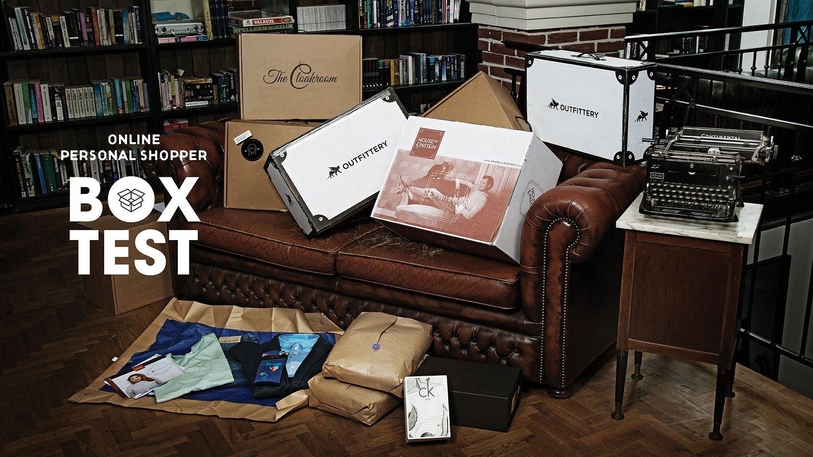 Online Personal Shopper: Kledingbox Test