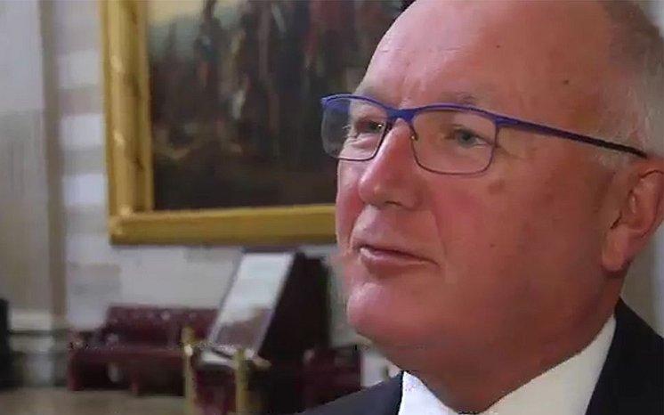 'We zijn niet blij met nieuwe ambassadeur VS in Nederland'