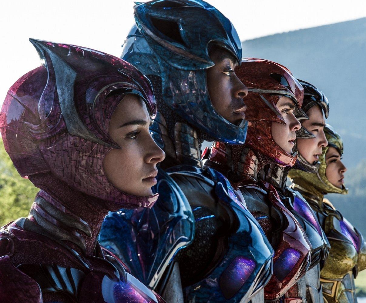 Nieuwe Power Rangers bevat eerste gay Ranger