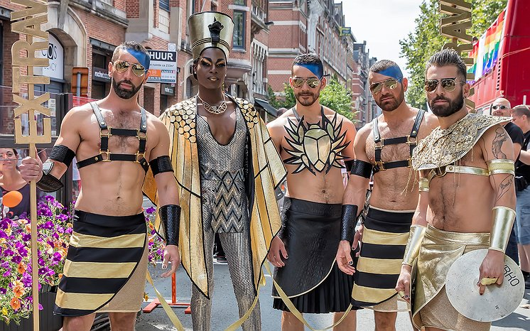 Nog Pride over? Het 10-jarig jubileum van Antwerp Pride staat voor de deur