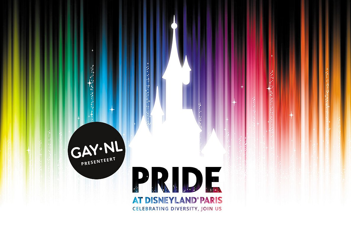 from Moshe gay pride convention disneyland