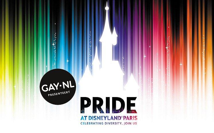 Gay.nl presenteert: Magical Pride at Disneyland® Paris