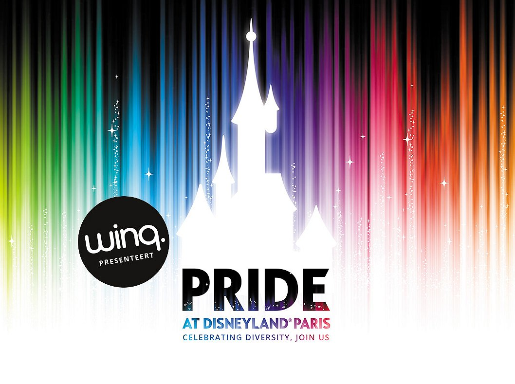 Winq.nl presenteert: Magical Pride at Disneyland® Paris