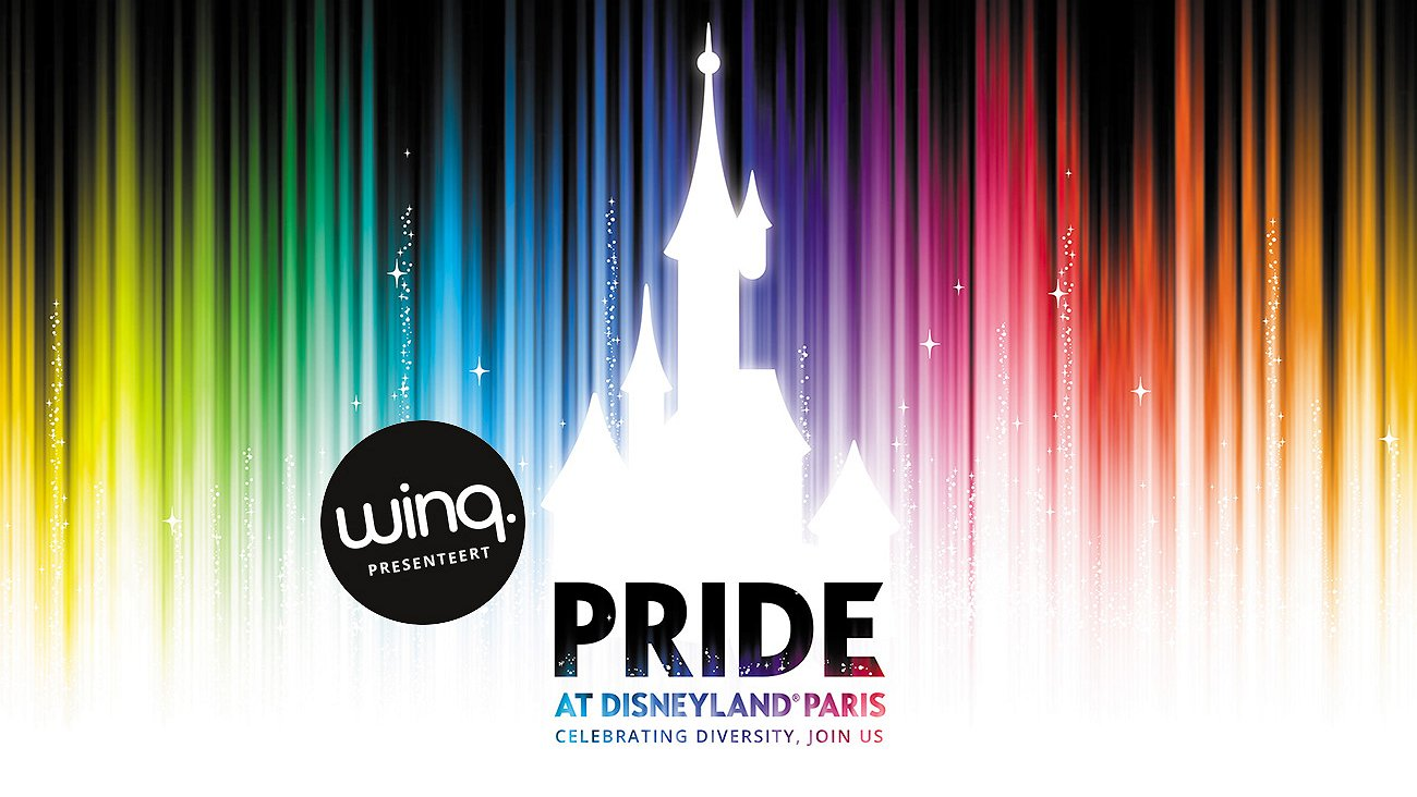 Winq.nl presenteert: Pride at Disneyland® Paris