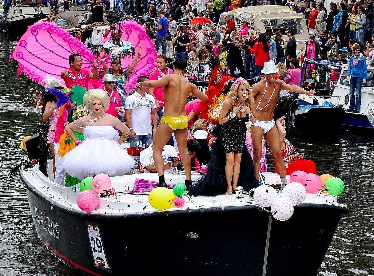 De Gay Pride heet vanaf nu Pride Amsterdam