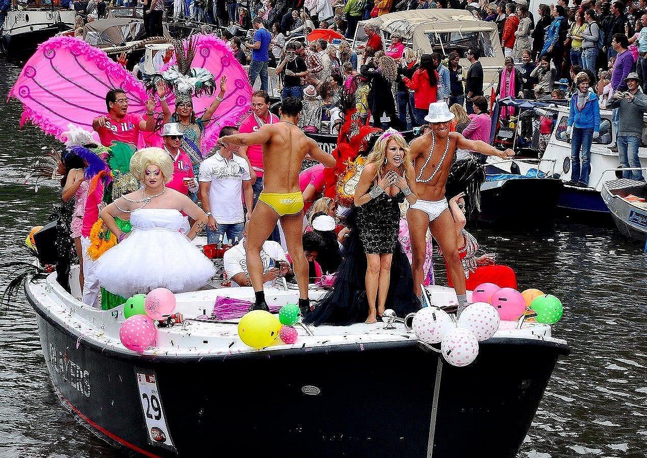 Ondernemers: 'Wij zijn geen platte profiteurs van de Gay Pride'