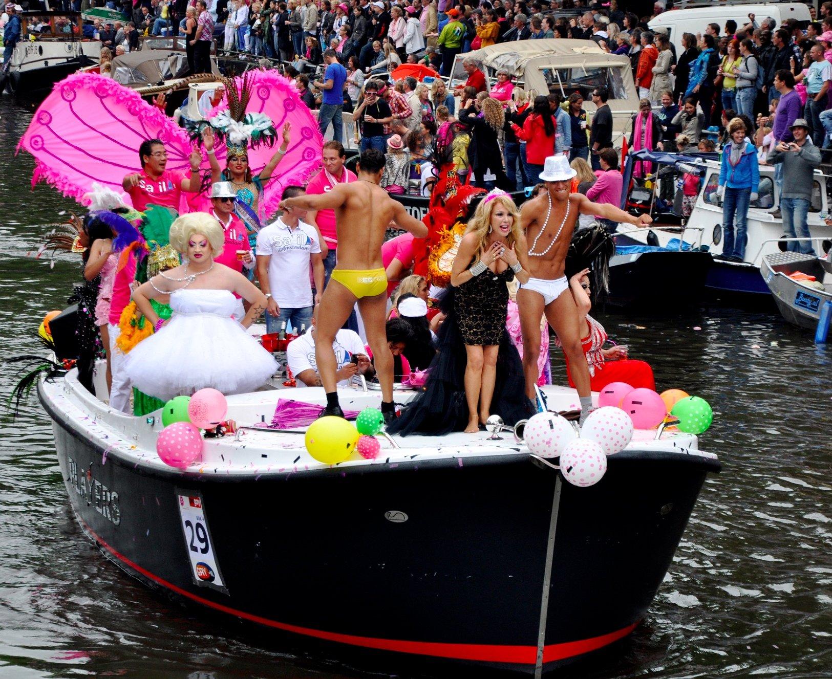 Zandvoort wil een eigen Gay Pride