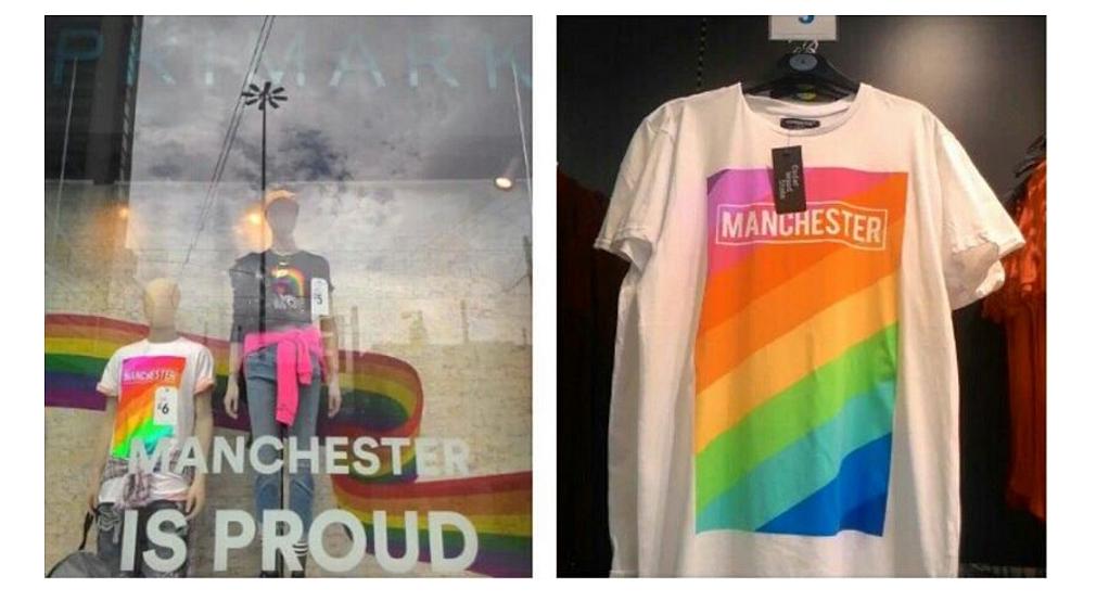 Lekker dan: Primark profiteert van Manchester Pride maar geeft geen cent