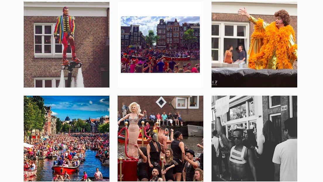 Foto's: zo zag de Canal Parade er dit jaar uit
