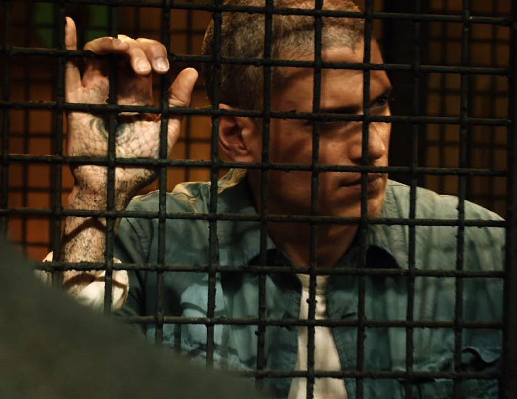 Trailer: Prison Break is terug. Mét Wentworth Miller