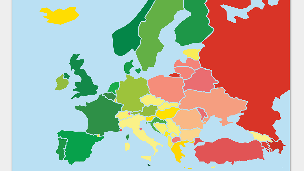 Nederland nog net in top tien 'homovriendelijkste landen'
