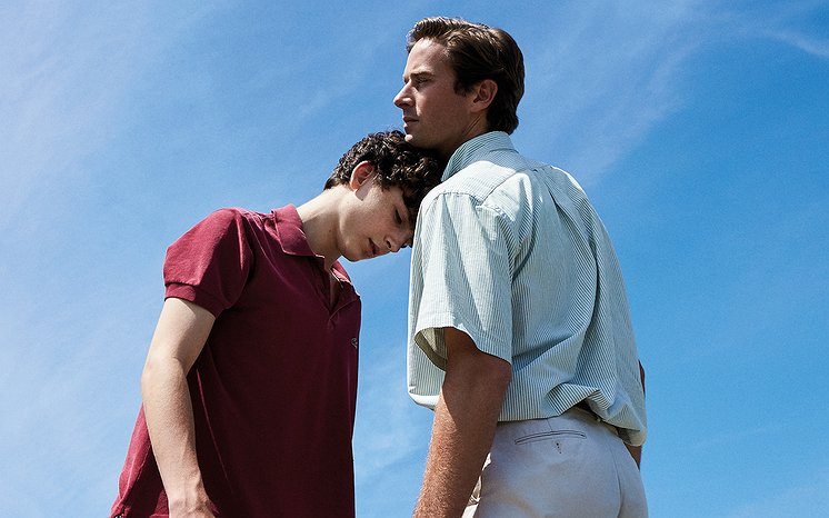Call Me By Your Name slalomt vakkundig om alle clichés heen (*****)