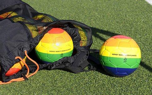 Heroes of Football | Campagne doorbreekt taboe op homoseksualiteit in het voetbal