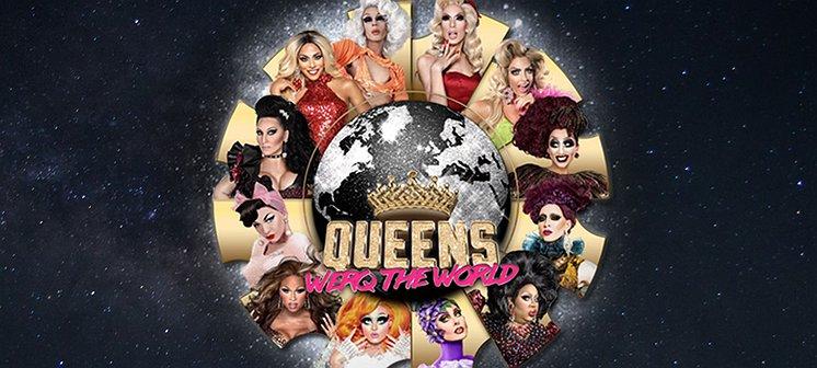 You Bettah Werq | RuPauls queens komen naar Antwerpen!