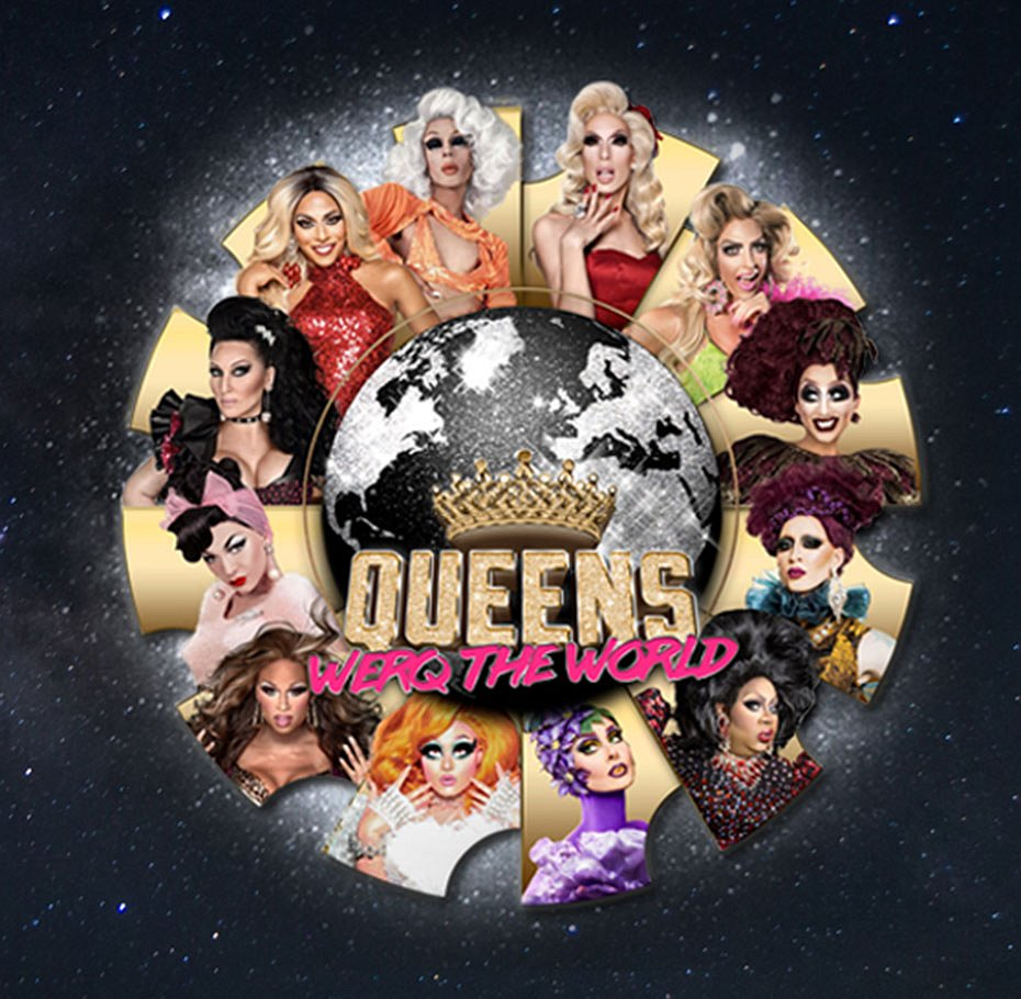 You Bettah Werq | RuPauls queens komen naar Nederland!