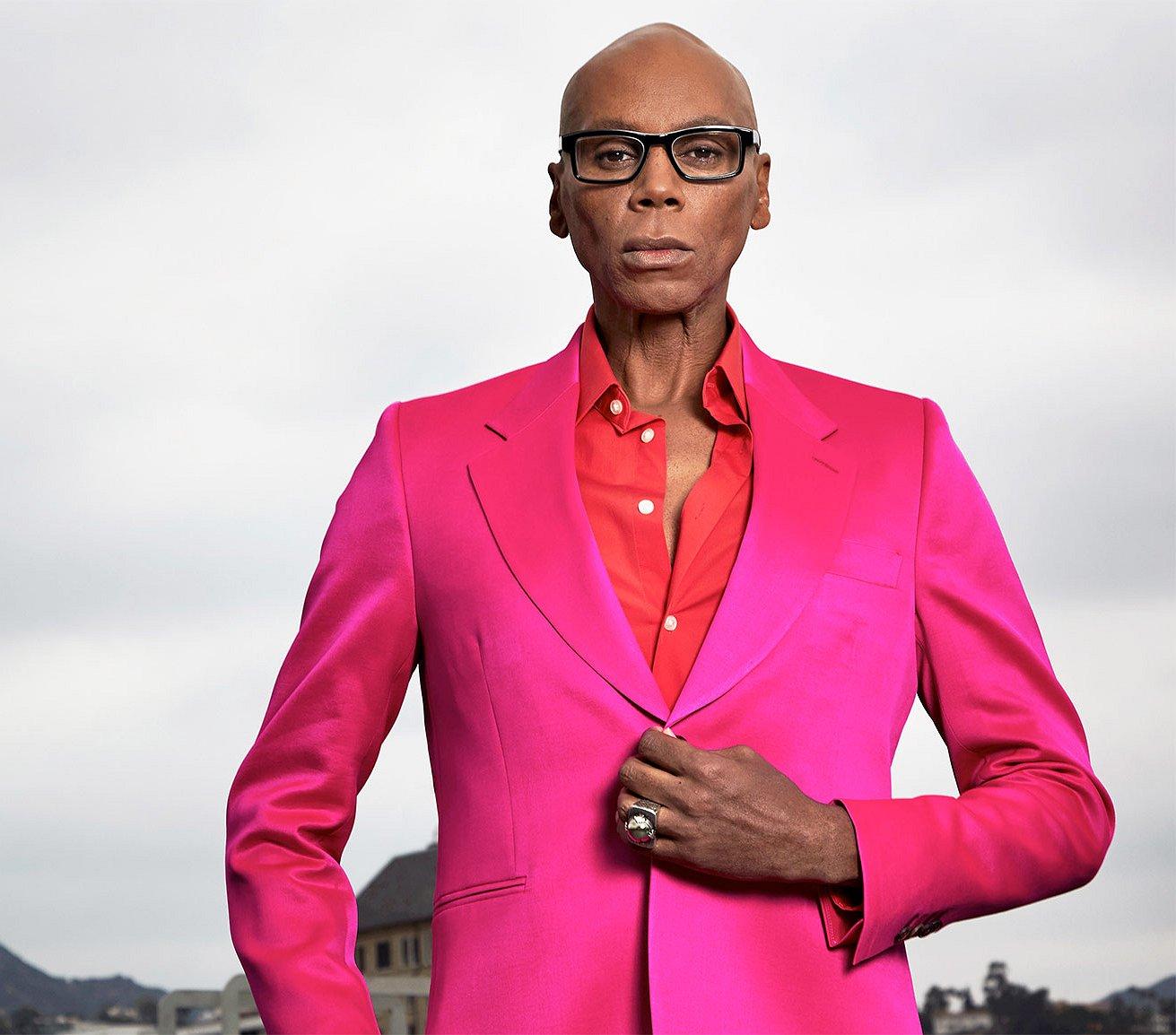 RuPaul: 'Geen vrijgezellenfeestjes in gay clubs meer, aub!'