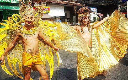 Bangkok krijgt eigen Gay Pride