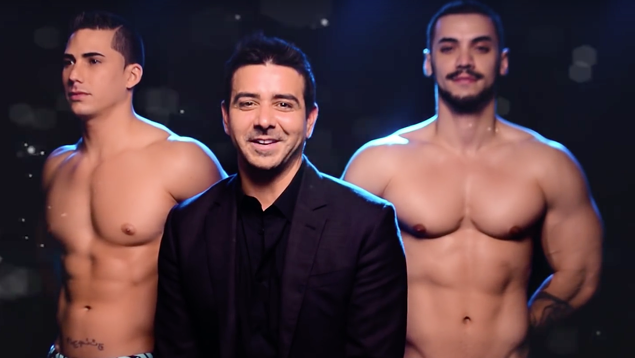 Andrew Christian begint eigen realityserie: Model Behaviour