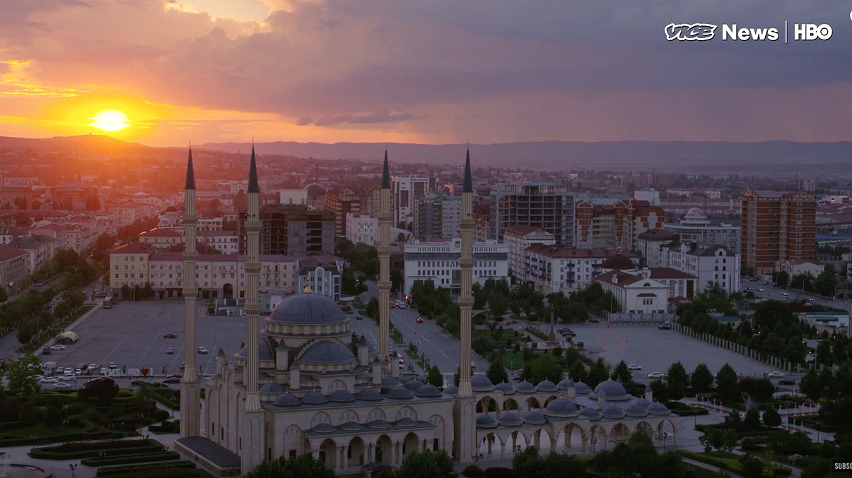 Vice News: 'zo zien de concentratiekampen in Tsjetsjenië eruit'
