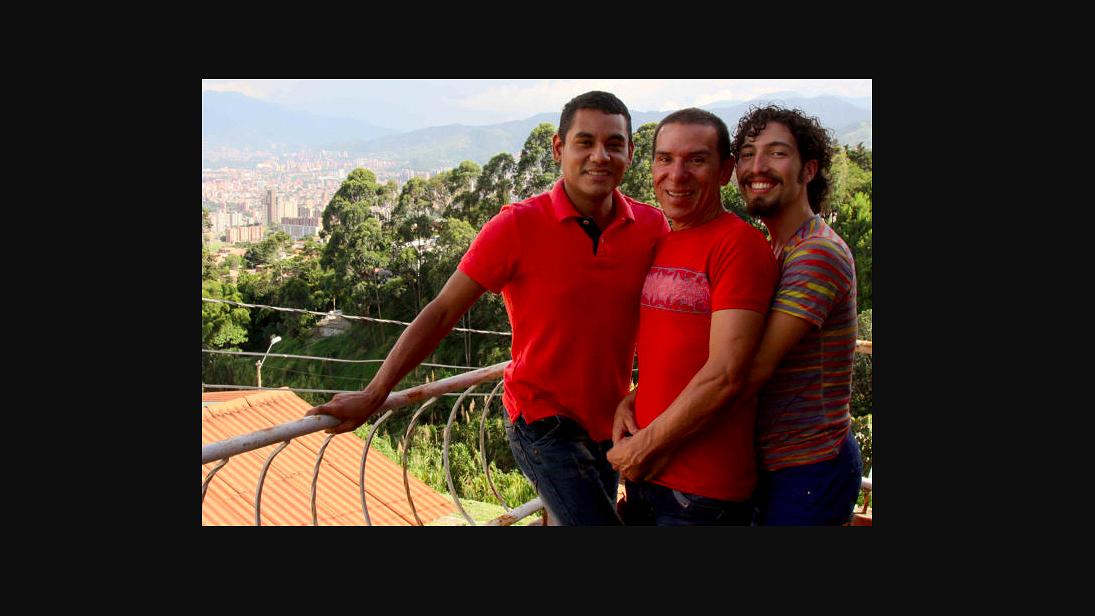 Voor het eerst: Colombia erkent relatie van homoseksueel trio