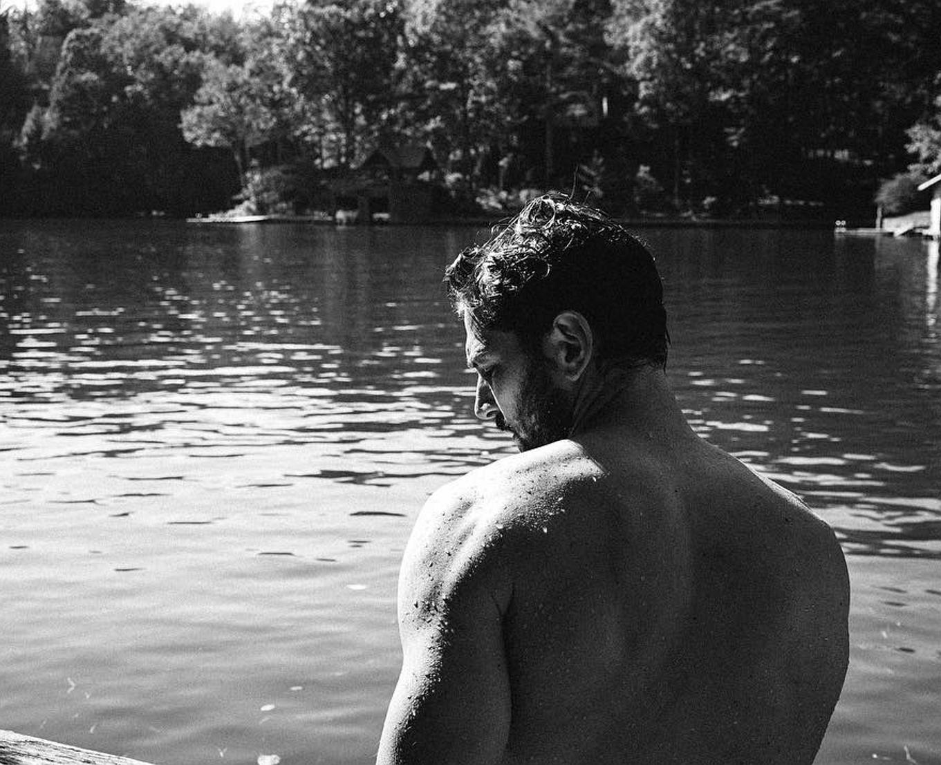 Heet op Instagram: Michiel Huisman
