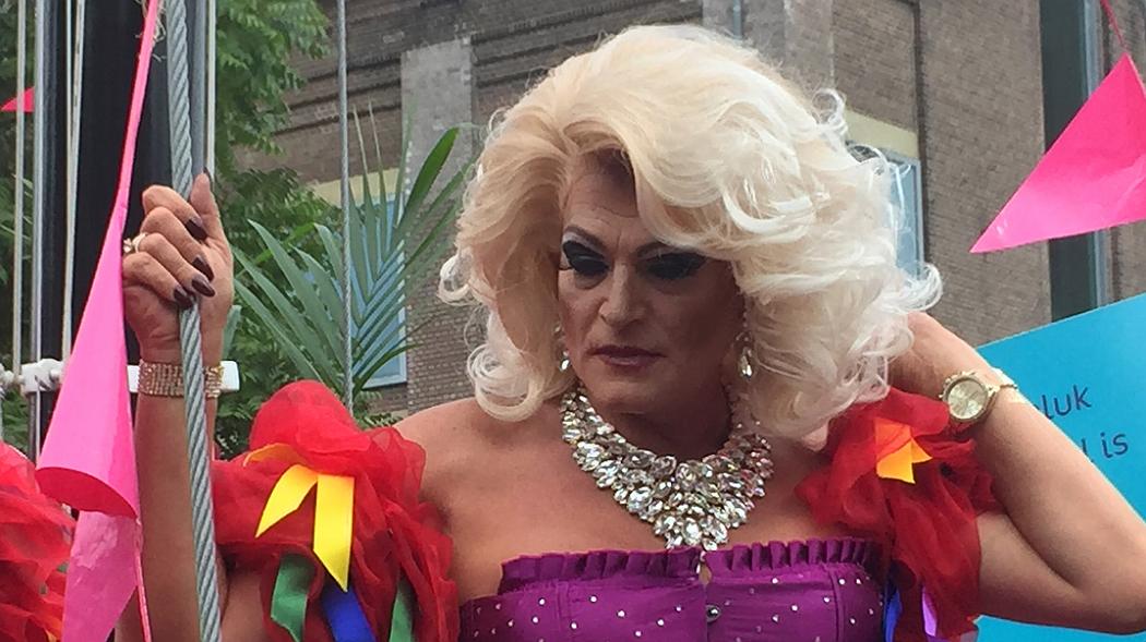 Foto's: zo vierde Meppel zijn eigen Gay Pride