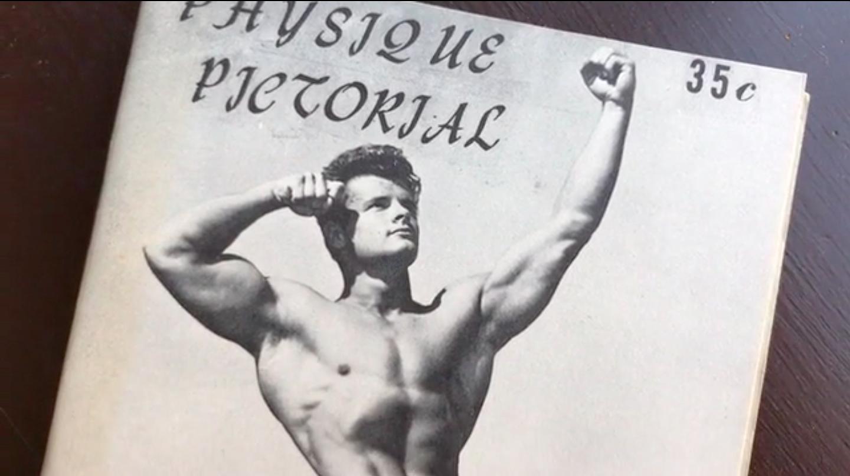 Terug van weggeweest: het homo-erotische Physique Pictorial