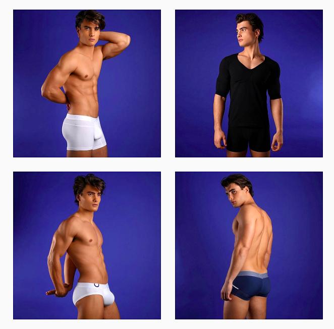 Iets voor jou: ondergoed met voorgevormde billen?