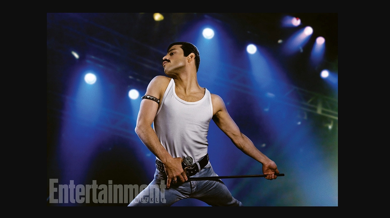 Dit is 'm: de nieuwe Freddie Mercury