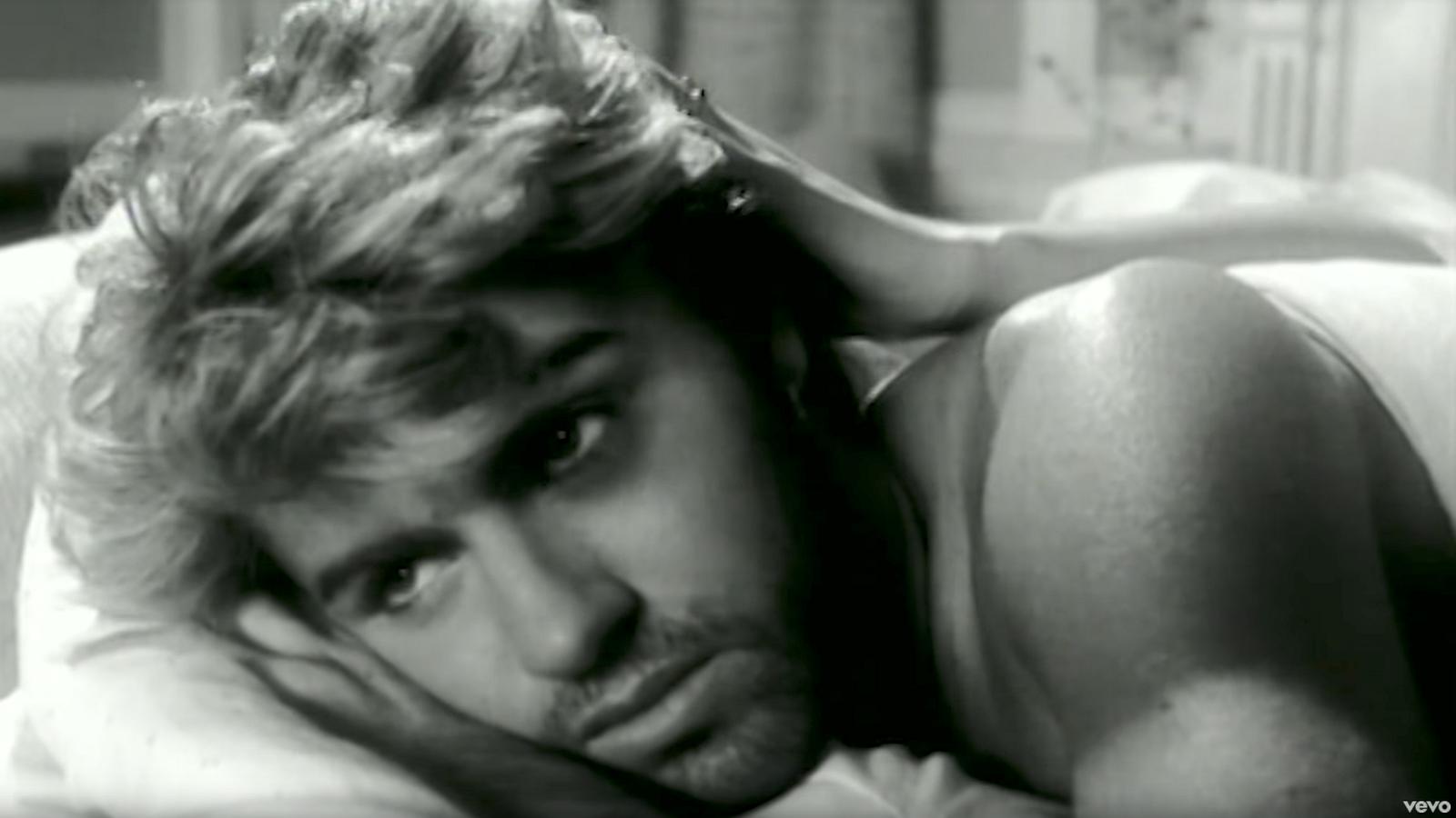 Bekijk de nieuwe video van George Michael