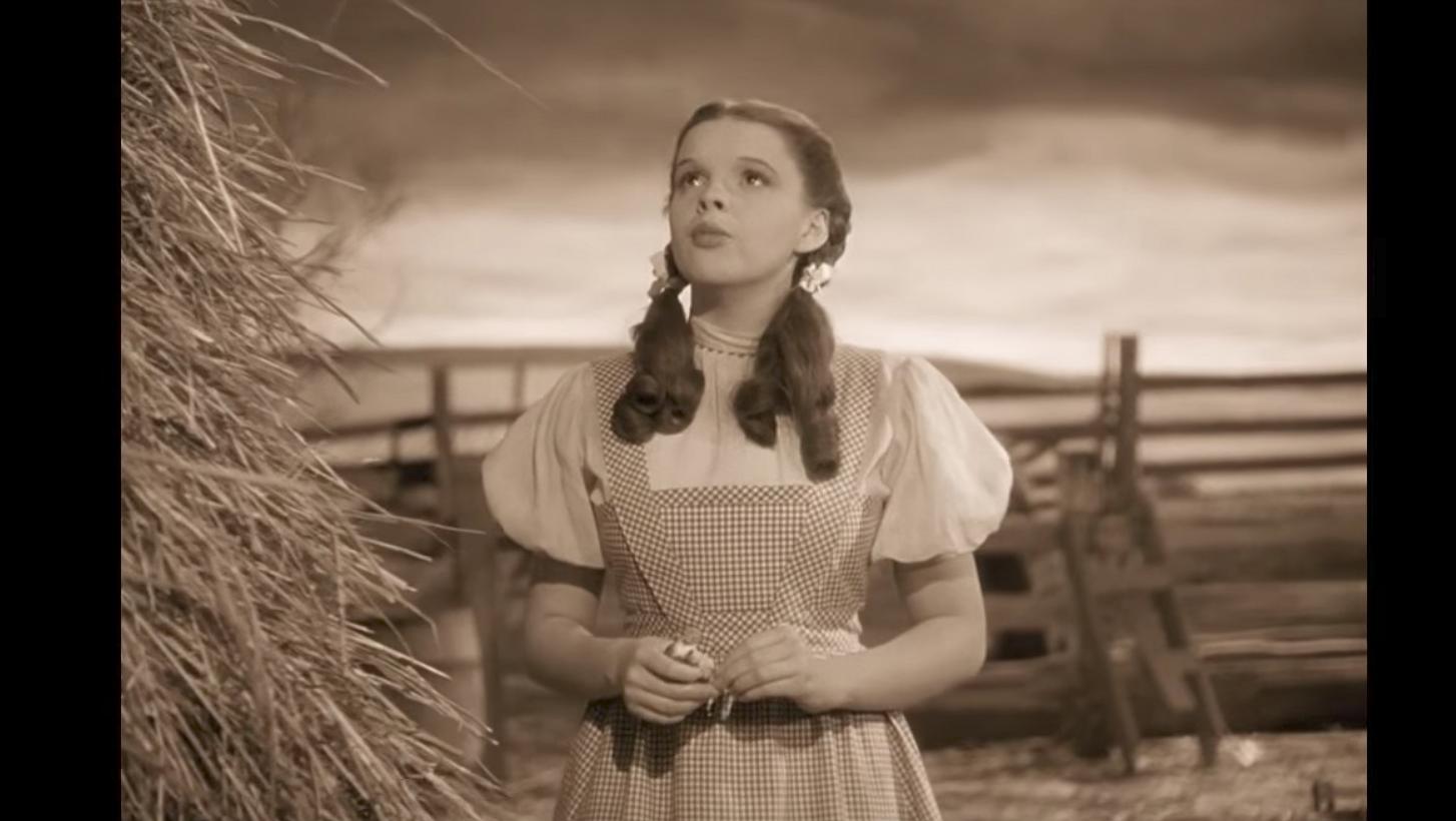 Somewhere over the rainbow: Renée Zellweger speelt Judy Garland