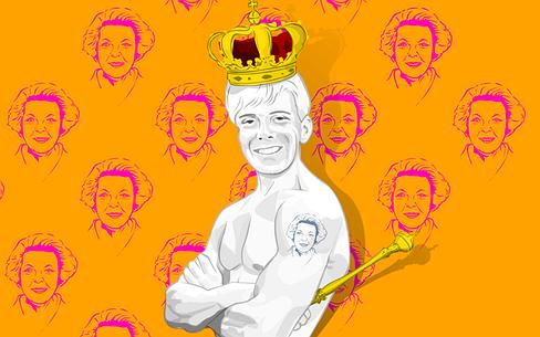 Uitgaan   Gay evenementen op Koningsnacht en -dag