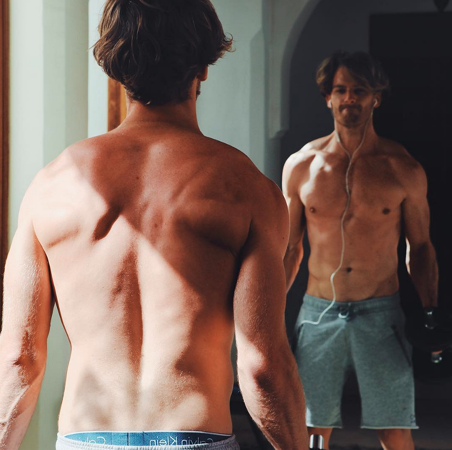 'Mijn grootste gezondheidstip: gewoon normaal doen'
