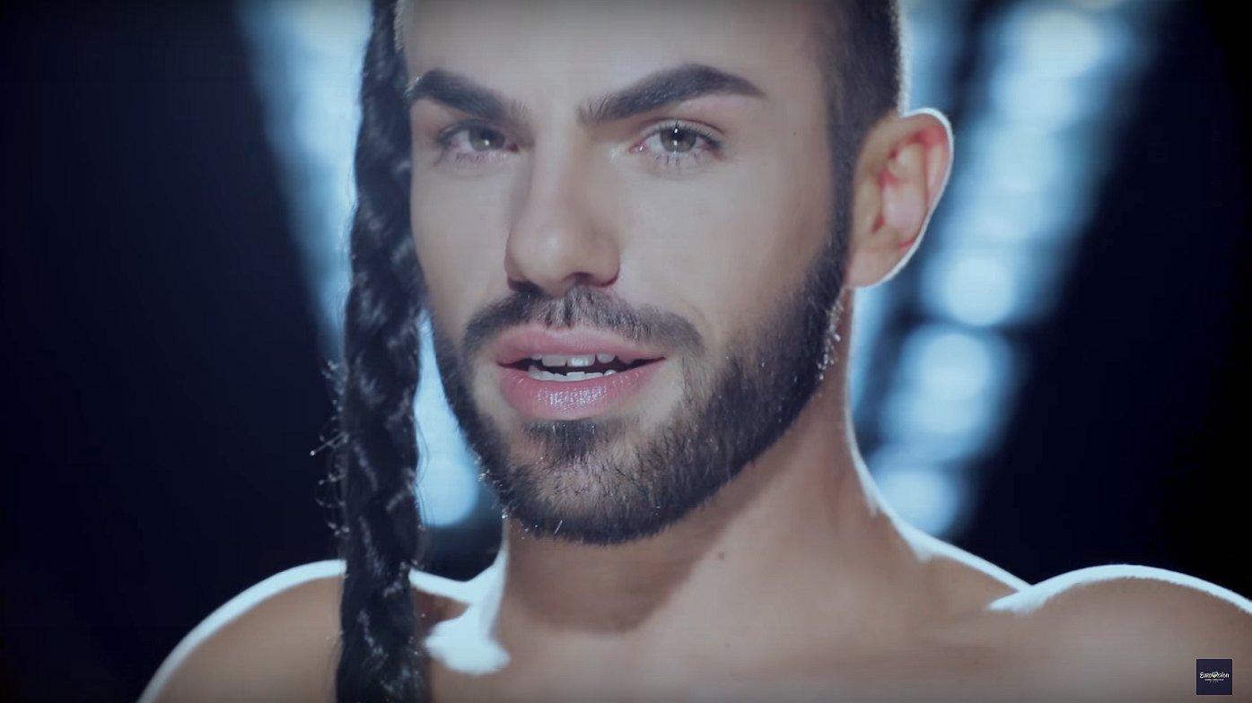Is de Eurovisie-inzending van Montenegro de gayste ooit?