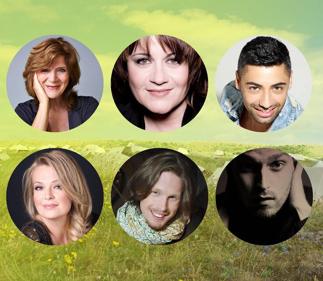 Songfestival op Vlieland: J'aime La Vlie!